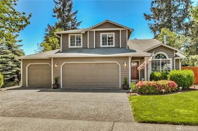 Covington Single Family Home For Sale: 17561 SE 259th Place