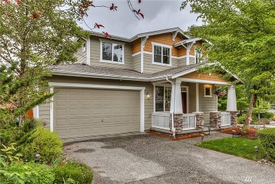 Sammamish Single Family Home For Sale: 24003 SE 21st St