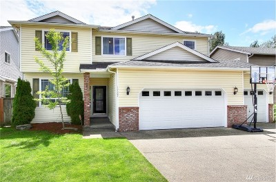 Puyallup Single Family Home For Sale: 12302 160th St E