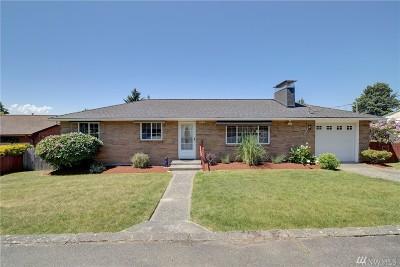 Renton Single Family Home For Sale: 1525 Kennewick Ave NE