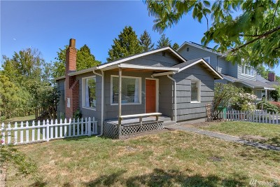 Seattle Single Family Home For Sale: 8526 17th Ave NE