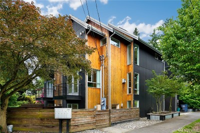 Seattle Single Family Home For Sale: 1115 NE 78th St