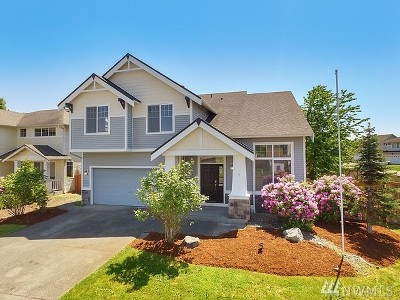 Orting Single Family Home For Sale: 210 Johns St NE