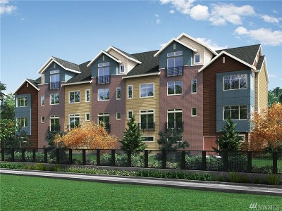 Bellevue Condo/Townhouse For Sale: 15845 NE 14th Rd #8.3