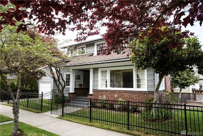 Tacoma Single Family Home For Sale: 1003 N K St