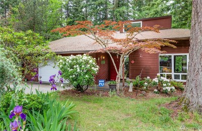 Bellingham Single Family Home For Sale: 1307 Bonanza Wy