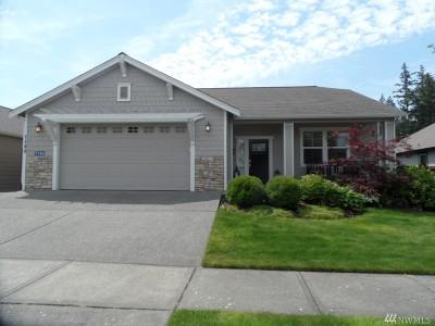 Mount Vernon Single Family Home For Sale: 1144 Chestnut Lp