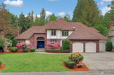 Woodinville Single Family Home For Sale: 19326 NE 129th Wy