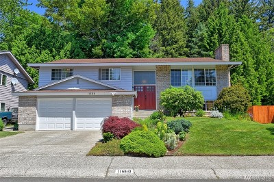 Kirkland Single Family Home For Sale: 11660 NE 155th St