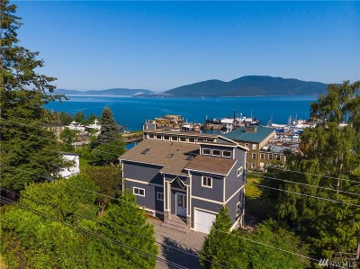 Anacortes Single Family Home For Sale: 2920 Oakes Ave