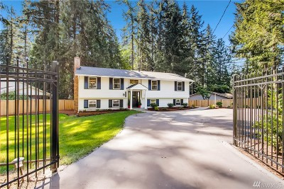 Sammamish Single Family Home For Sale: 2302 216th Ave SE