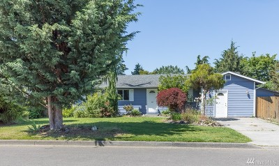 Marysville Single Family Home For Sale: 6514 66th Dr NE