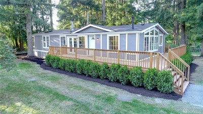 Snohomish Single Family Home For Sale: 9911 214th Place SE