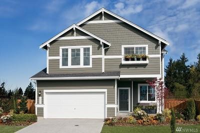 Everett Single Family Home For Sale: 4315 30th Dr SE #156
