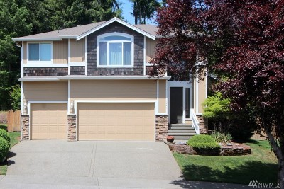 Thurston County Single Family Home For Sale: 3246 Lady Fern Lp NW