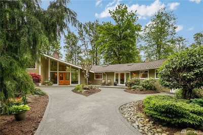 Maple Valley Single Family Home For Sale: 22022 SE Bain Rd