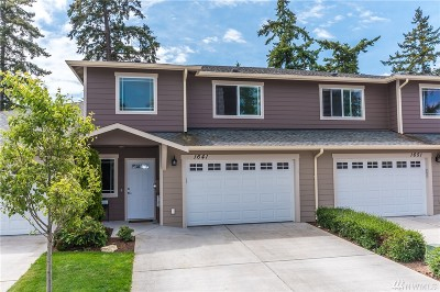 Oak Harbor WA Single Family Home Pending: $319,000