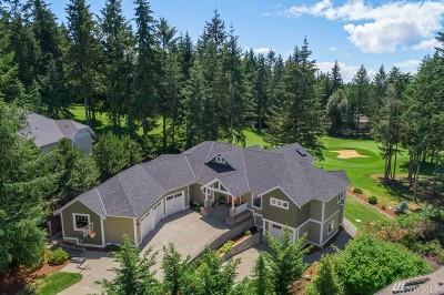 Gig Harbor Single Family Home For Sale: 13508 47th Av Ct NW