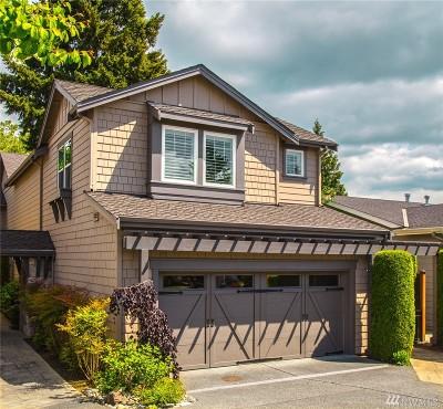 Bellevue Single Family Home For Sale: 706 99th Ave NE #706