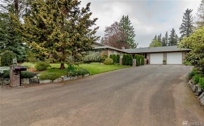 Pierce County Single Family Home For Sale: 10825 44th St E