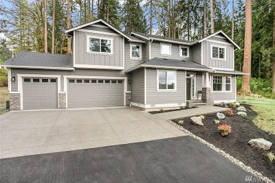 Snohomish Single Family Home For Sale: 2613 S Lake Roesiger Rd