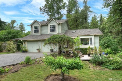 Snohomish Single Family Home For Sale: 10621 46th Place SE