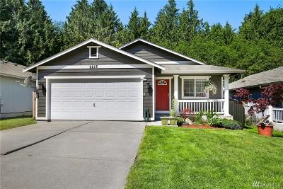 Marysville Single Family Home For Sale: 6218 77th Dr NE