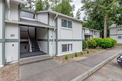 Federal Way Condo/Townhouse For Sale: 412 S 321st Place #A3