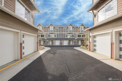 Edmonds Single Family Home For Sale: 7234 212th St SW #B