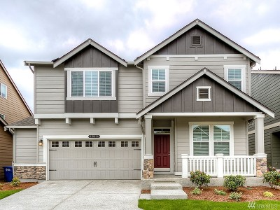 Puyallup Single Family Home For Sale: 10610 191st St Ct E #36