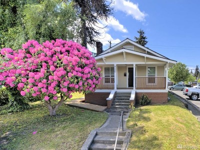 Everett Single Family Home For Sale: 4120 Colby Ave
