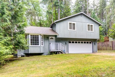Pierce County Single Family Home For Sale: 8803 Salal Dr