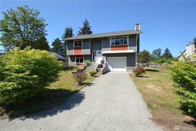 Marysville Single Family Home For Sale: 5715 142nd Place NE