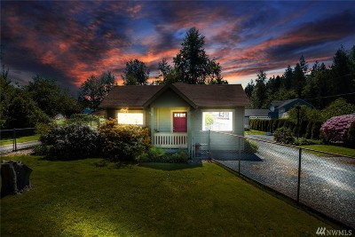 Marysville Single Family Home For Sale: 5822 100th St NE