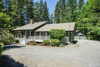 North Bend Single Family Home For Sale: 16717 443rd Ave SE