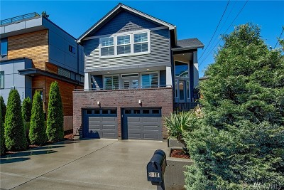 Seattle Single Family Home For Sale: 4344 SW Concord St