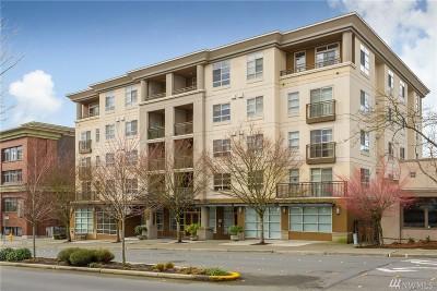 Bellevue Condo/Townhouse For Sale: 118 107th Ave NE #B109