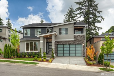 Bothell Single Family Home For Sale: 122 236th Place SE #8