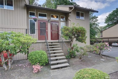 Kent WA Condo/Townhouse For Sale: $189,000