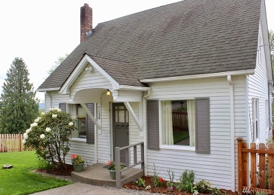 Snohomish Single Family Home For Sale: 7130 Foster Slough Rd