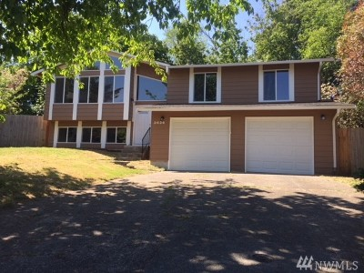 Federal Way Single Family Home For Sale: 3636 SW 331st St