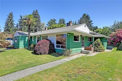Seattle Single Family Home For Sale: 11346 Alton Ave NE