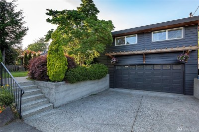 Seattle Single Family Home For Sale: 1708 N 85th St