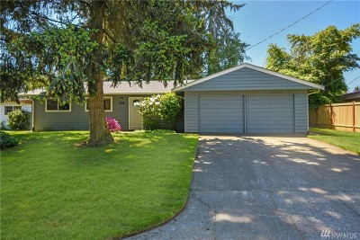 Bellevue Single Family Home For Sale: 1637 168th Place NE