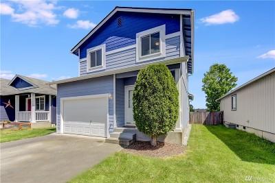 Marysville Condo/Townhouse For Sale: 15105 45th Dr NE