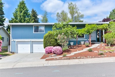 Kirkland Single Family Home For Sale: 11622 NE 135th St.