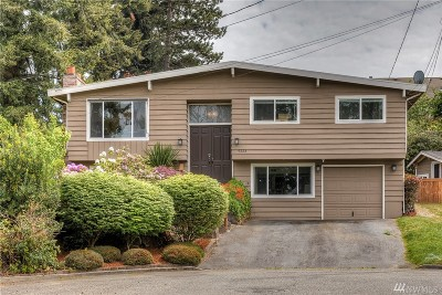Edmonds Single Family Home For Sale: 9223 217th Place SW