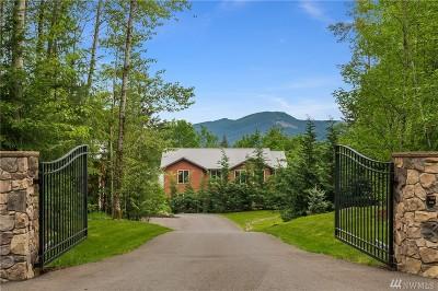 Preston Single Family Home For Sale: 30703 SE 58th St