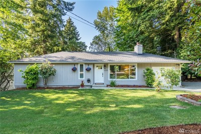 Bellevue Single Family Home For Sale: 15002 SE 44th Place