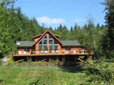 Single Family Home For Sale: 151 Raubuck Rd